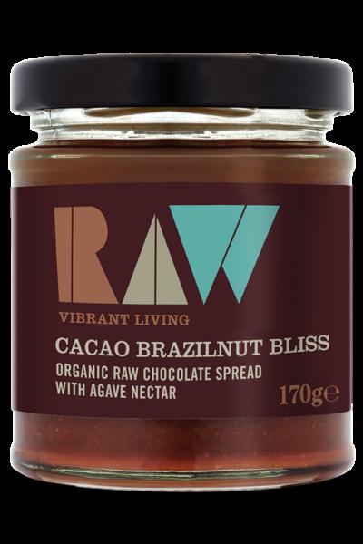 Raw Cacao Brazilnut Bliss image