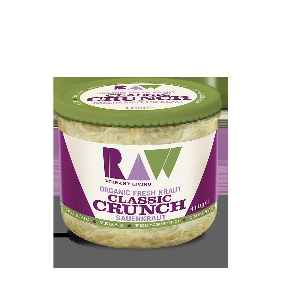 Raw Fresh Sauerkraut – Classic Crunch image