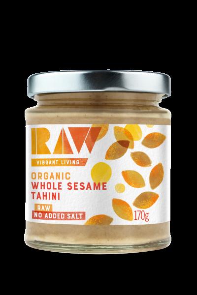 Raw Whole Sesame Tahini image