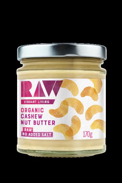 Raw Cashew Nut Butter image