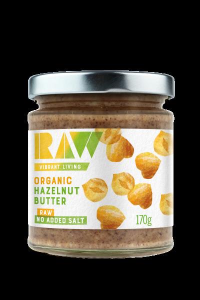 Raw Hazelnut Butter image