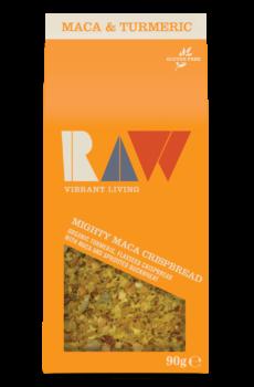 Raw Mighty Maca Crispbread image