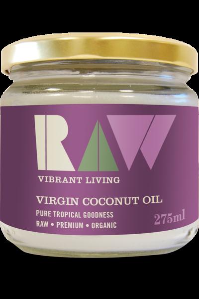 Raw Virgin Coconut Oil – 275ml image