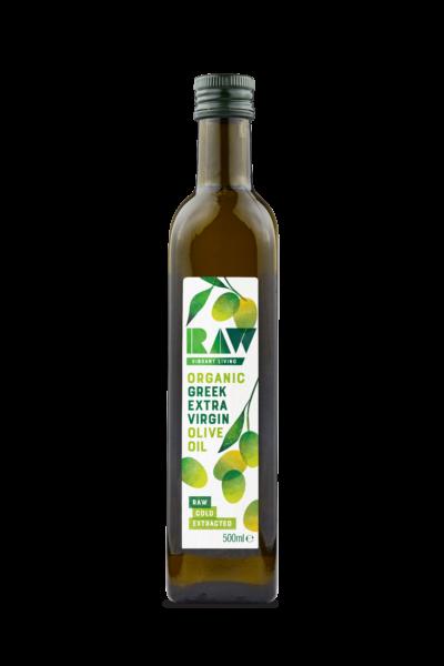 Raw Greek Extra Virgin Olive Oil image