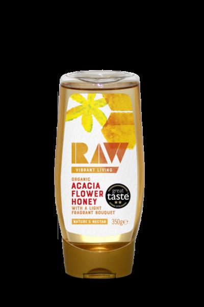 Organic Acacia Flower Honey image