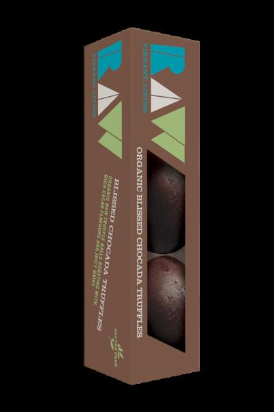 Raw Organic Blissed Chocada Truffles image