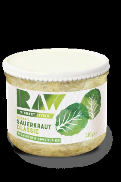 Raw Fresh Sauerkraut – Classic image