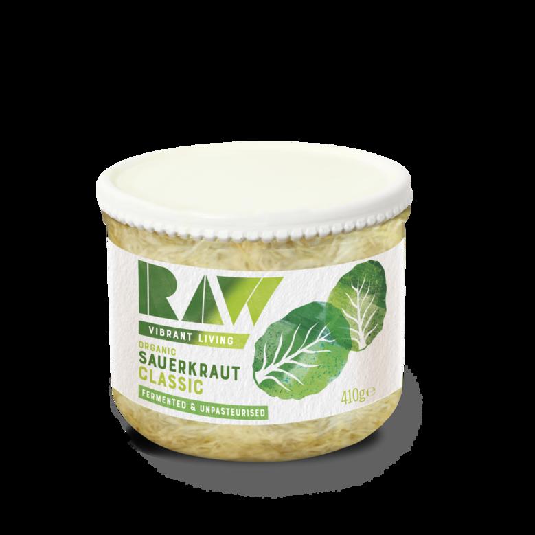RAW crunch sauerkraut
