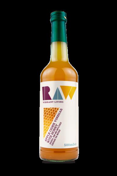 Raw Apple Cider Vinegar with Honey image
