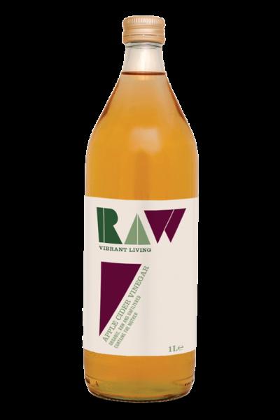 Raw Apple Cider Vinegar 1L image