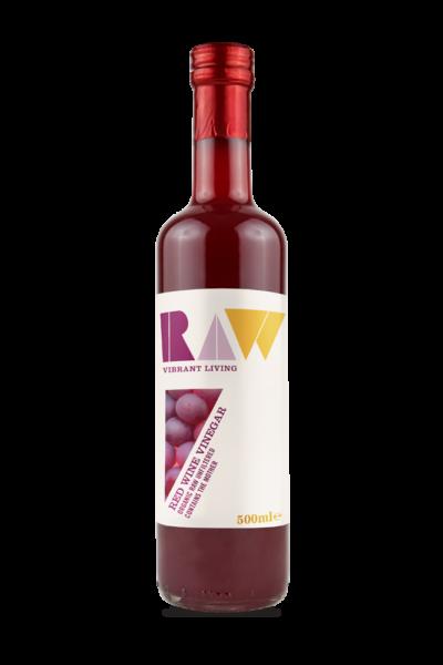 Raw Red Wine Vinegar image
