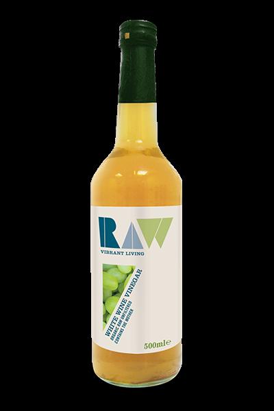 Raw White Wine Vinegar image