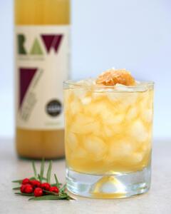 RAW Health ginger Switchel