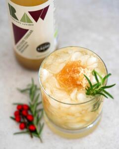 Raw Organic Apple Cider Vinegar Switchel