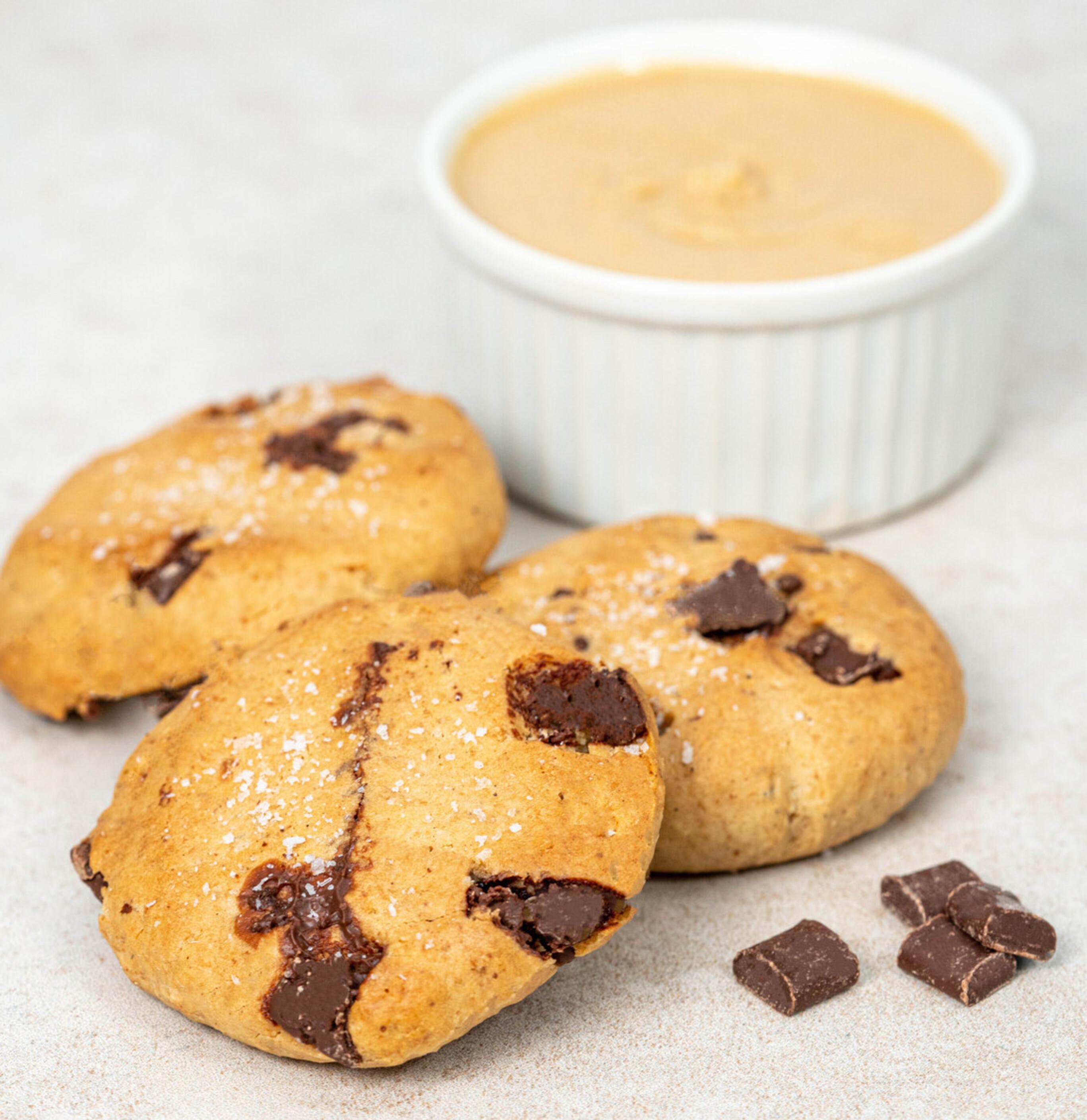 RAW Tahini Cookies