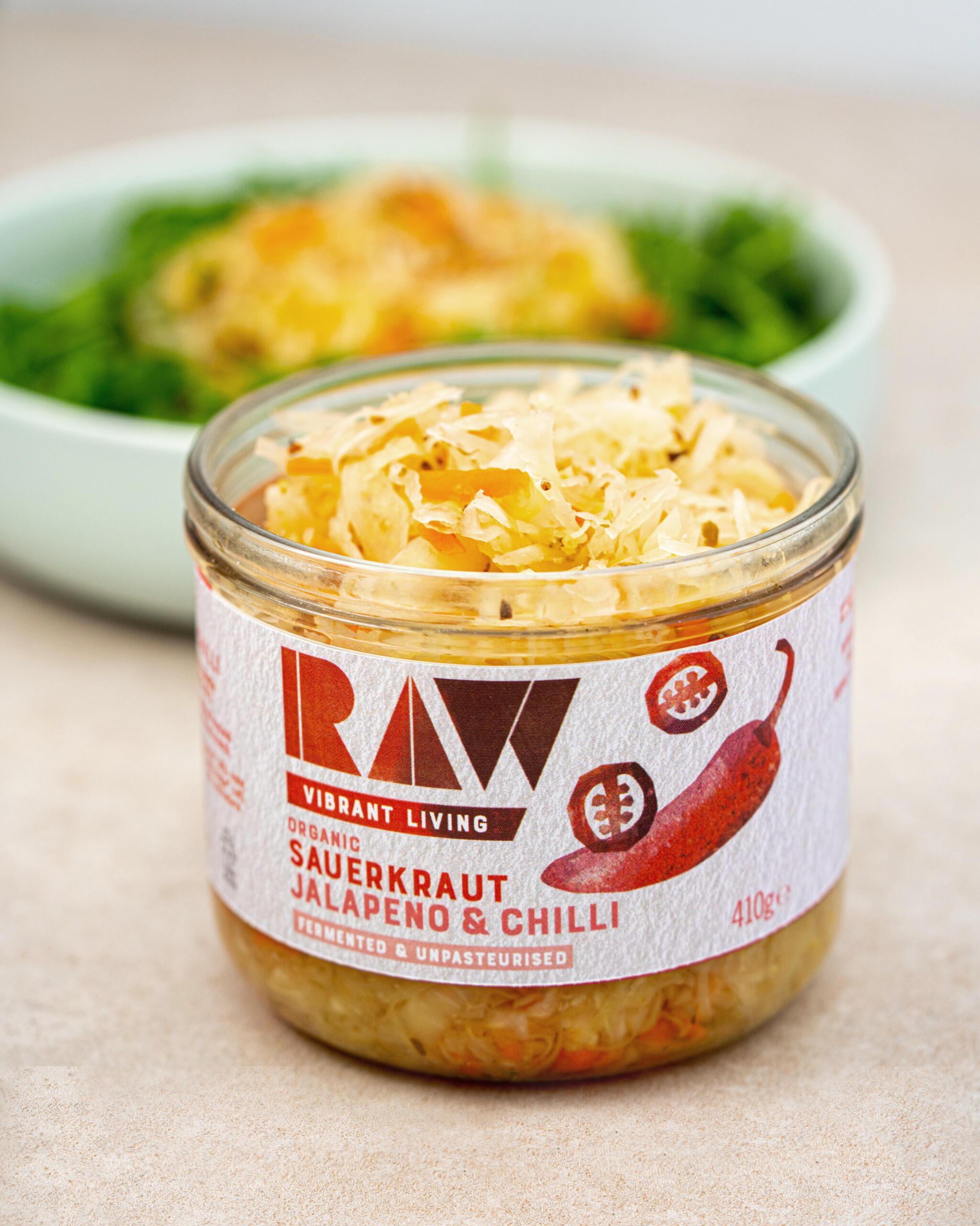chilli sauerkraut